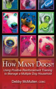 Front cover, How Many Dogs?! book